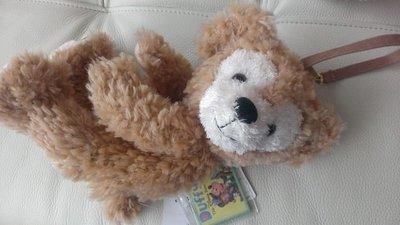 尼德斯Nydus~* 日本 東京迪士尼海洋限定 達菲熊 Duffy 小包 零錢包 玩偶 吊飾