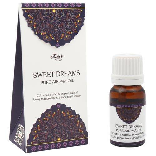[綺異館]印度香氛精油 美夢 (莓果柑橘10ml JAIN'S SWEET DREAMS pure 另售印度皂 印度香