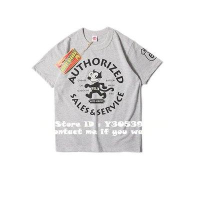☆COOKIE@出口日本☆美式復古機車T-菲利貓/FELIX短袖圓領T恤-100%好貨!!共三色!!