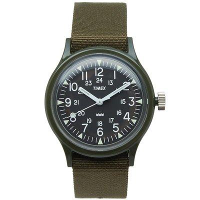 { POISON } TIMEX CAMPER MK1 日本復刻款 經典軍事風格軍錶 換錶帶設計