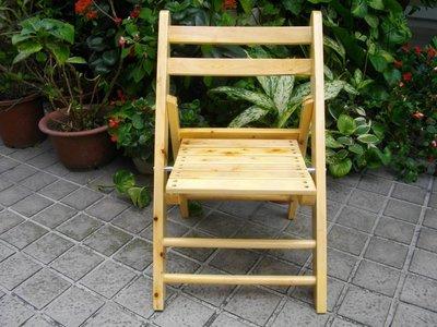 柏木折疊椅.小椅子.小折疊椅.兒童座椅.承重力大.大人也適用.