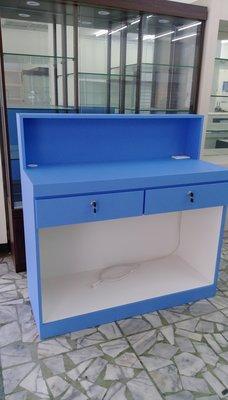 大豐@L型圓弧櫃台 補習班 飲料吧台百貨公司道具櫃 形象櫥櫃 咖啡館吧台訂做