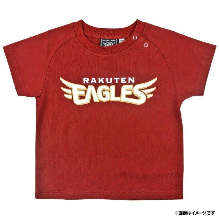 NPB 東北樂天金鷲隊 Baby T-shirt