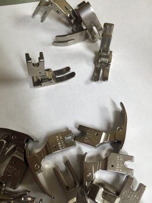 JUKI 原裝 鐵製 精品 工業用 仿工業 縫紉機 平車 普通 壓腳 新輝針車有限公司