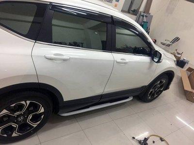 【桃園文中小沈】2017 CRV 全新 CRV Honda CRV 5 CRV五代 原廠運動款 側踏板 車側踏板