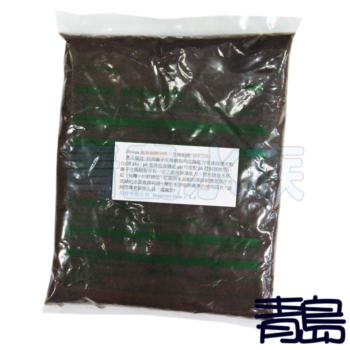 。。。青島水族。。。U010美國DOWEX-陽離子交換樹脂軟水樹脂降pH.KH.GH==氫型強酸1L