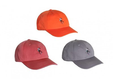 { POISON } LESS WASSUP ROCKERS SPORT CAP 經典滑板次文化滑板少年刺繡彎沿老帽