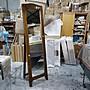 美生活館- - 彩繪瑪格麗特花實木穿衣鏡...