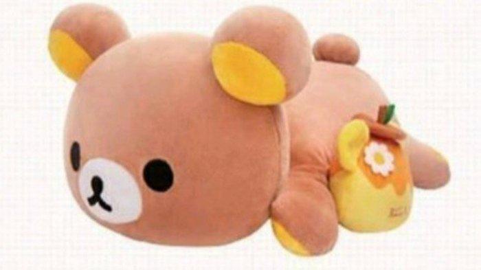 天使熊小鋪~7-11 拉拉熊蜂蜜森林新朋友絨毛玩偶 現貨2款拉拉熊、茶小熊~全新現貨~