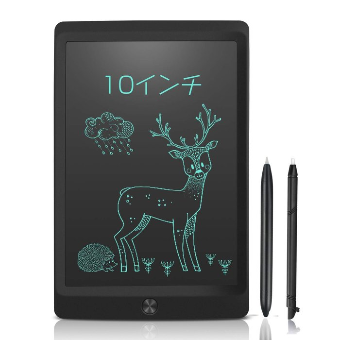 《FOS》日本 LCD 液晶 電子 黑板 10吋 備忘錄 手寫板 手繪板 塗鴉板 留言板 寫字板 會議室 公司 熱銷