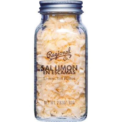 西班牙 Regional 瑞吉諾 海鹽 檸檬香味 80g原價1瓶400特價1瓶340