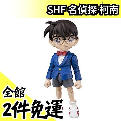 日版 BANDAI SHF 魂展 名偵探 柯南 最強小學生死神 江戶川柯南 工藤新一 真相只有一個 就是買吧