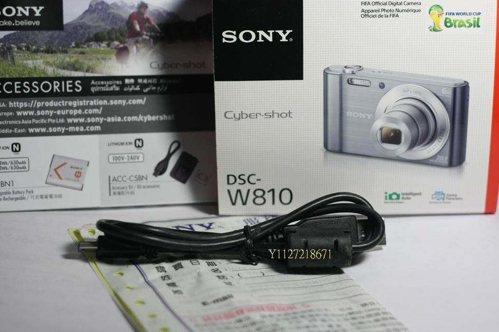 SONY USB 充電 傳輸線 W810 A6300L A7IIK LX10 A7RII RX100 M5 H400