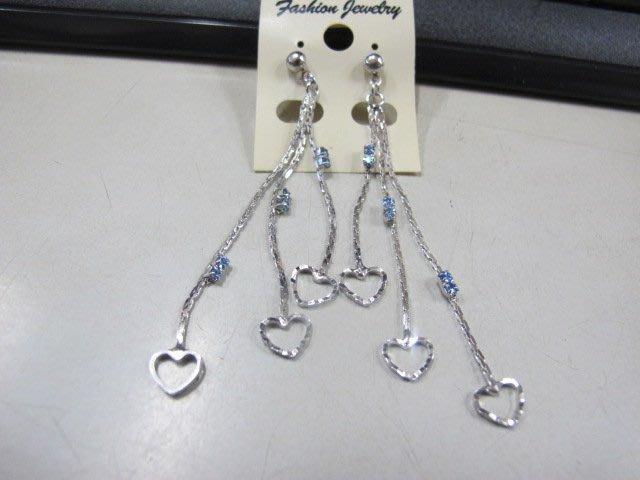 二手舖 NO.4465 時尚造型耳環 耳針 耳鉤 便宜賣 首飾飾品
