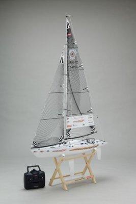 ☆大都會☆KYOSHO 40912 海豚號 II FRP 帆船全套組(5折出清)