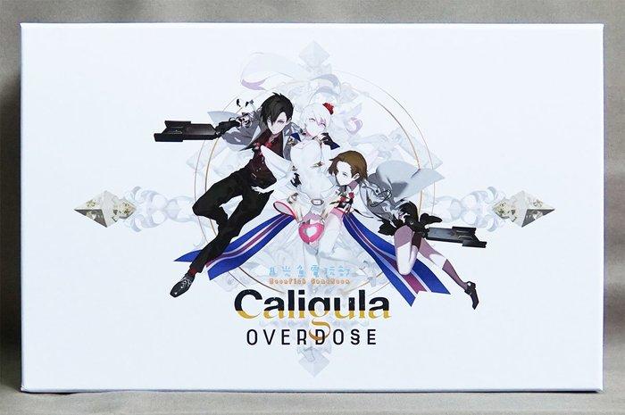 【月光魚】現貨全新 中文限定版 PS4 Caligula Overdose 卡里古拉 過量強化 限定版 亞版 中文版