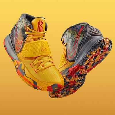 Nike Kyrie 6 EP Pre-Heat Beijing CQ7634-701 北京限定