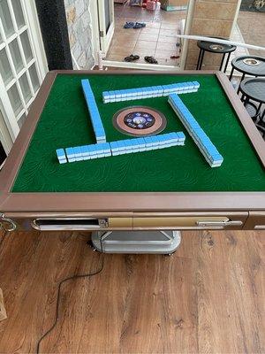 台灣現貨免等,火速發貨,電動麻將桌專用桌布