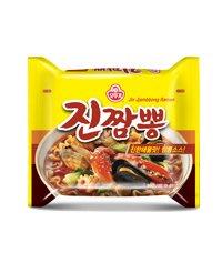 【BOBE便利士】 韓國  OTTOGI 不倒翁 金螃蟹/部隊鍋/生蠔/超濃厚起司 拉麵單包