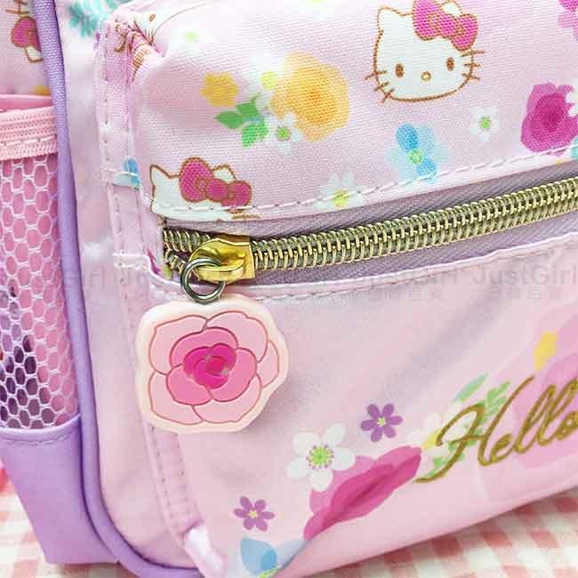 Hello Kitty 兒童後背包 粉 正版授權