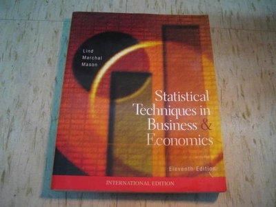 邱媽媽 / Statistical Techniques in Business & Economics --第十一版