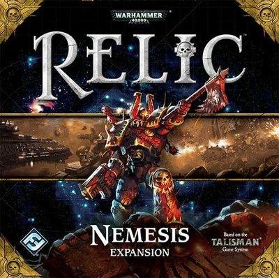 大安殿正版桌遊 Relic: Nemesis 星戰遺址:復仇女神 益智桌上遊戲