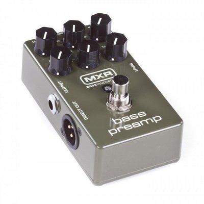 ☆ 唐尼樂器︵☆ Dunlop MXR M81 Bass Preamp 貝斯 前級 單顆 效果器