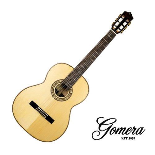 Gomera GC-08S 英格曼雲杉面單 39吋 古典吉他 - 【他,在旅行】