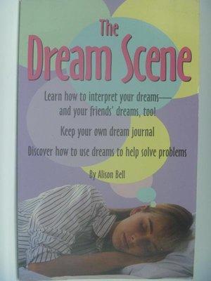 【月界二手書店2】The Dream Scene:How to Interpret Your Drem 〖心理〗CGW