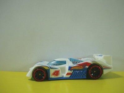 傳奇車庫-風火輪特別版 特殊車型 24 OURS 耐久賽賽車 絕美風火輪配色