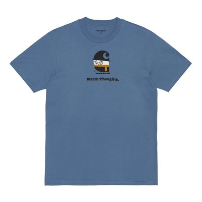 【W_plus】CARHARTT 21AW - S/S Warm Thoughts T-shirt