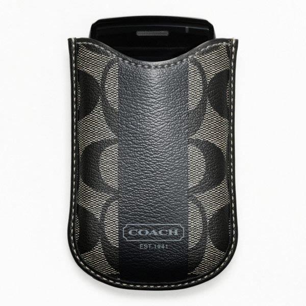 破盤清倉大降價!全新正品 COACH MEN 手機套手機袋,男女均適用,情人節生日最佳禮!低價起標無底價!本商品免運費!