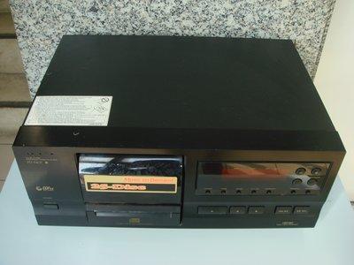 Pioneer先鋒25片CD播放機