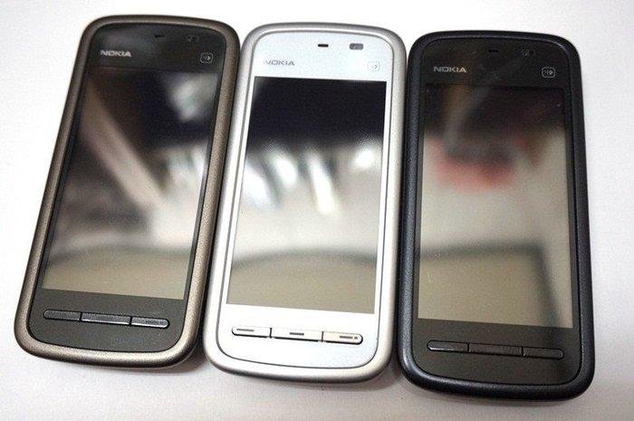 ☆手機寶藏點☆ NOKIA 5230 3G 亞太4G可用 觸控型手機《附全新原廠電池+全新旅充》功能正常  pp176
