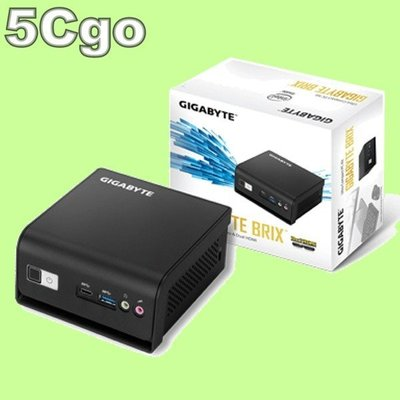 5Cgo【權宇】福利品 技嘉Brix超微型電腦套件GB-BLCE-4105R J4105 8GB需另購硬碟及OS 含稅