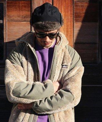 *Mars*台中實體店 KRIFF MAYER Shaggy boa fleece hood jacket 外套