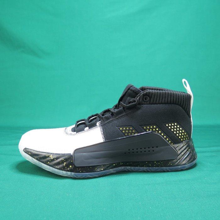 小編激推!【iSport愛運動】adidas Dame 5 籃球鞋 正品 EE4049 男款 黑白金 大尺碼