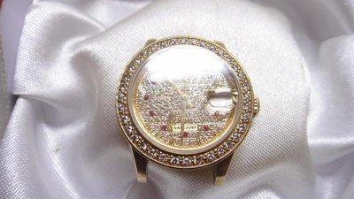 ROLEX 勞力士 69178 機芯2135 紅蟳 二手 流當 750 18K 蠔式錶殼 藍寶石玻璃 70.09g 配鑽