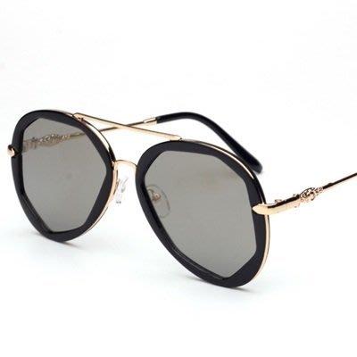 太陽眼鏡 偏光墨鏡-時尚金屬套圈百搭男女配件9色73en127[獨家進口][米蘭精品]