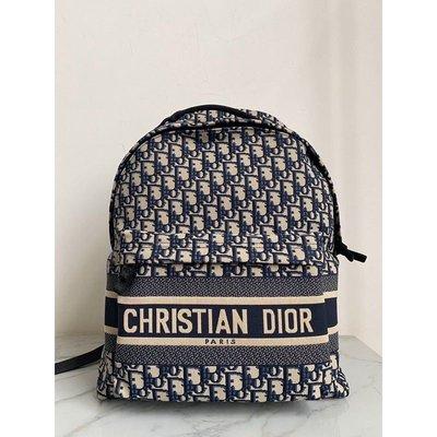 Dior 老花 後背包