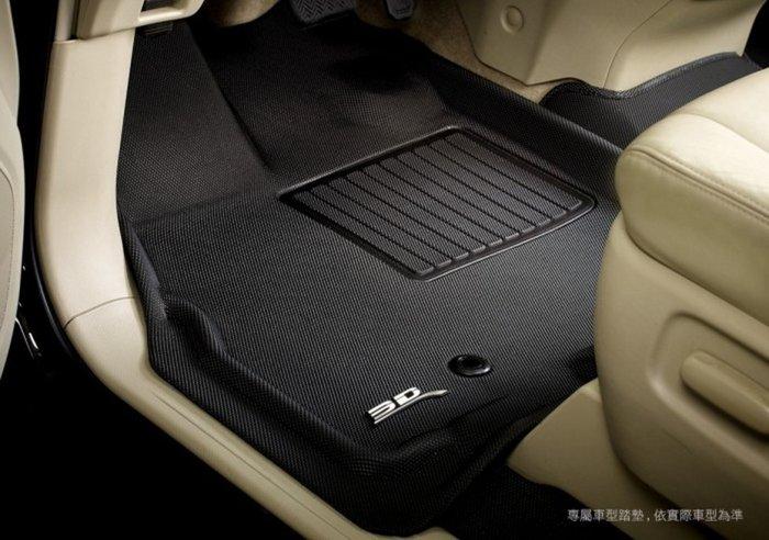 【神爪精品】福卡3D 卡固 立體專用腳踏墊Subaru Forester Legacy WRX-A款車型~折扣優惠中~