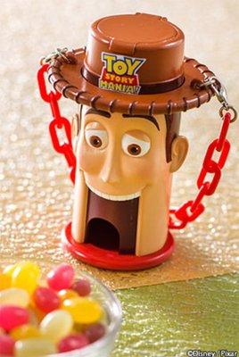 東京迪士尼 TOKYO DISNEY TOY STORY 玩具總動員 胡迪 糖果盒 **購自日本**