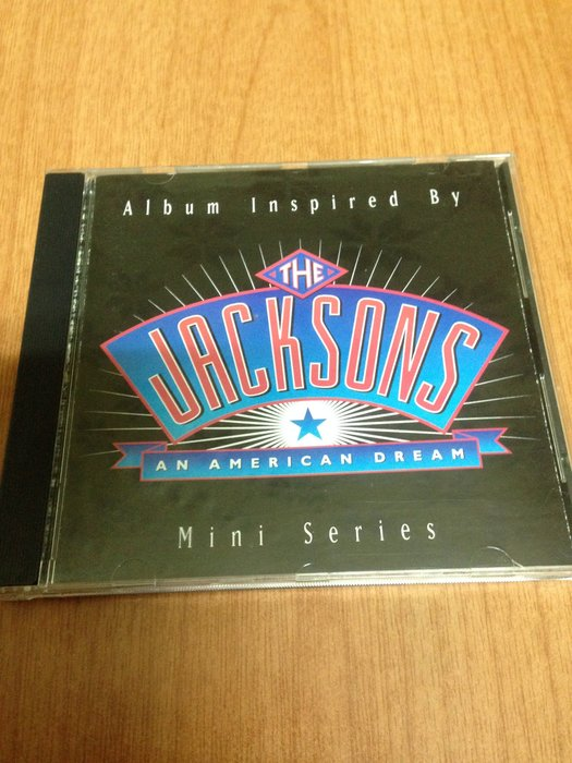 THE JACKSONS : AN AMERICAN DREAM 麥可傑克森 MICHAEL JACKSON