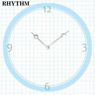 【鐘點站】R056046S 麗聲RHYTHM 機芯專用 簡約指針 / 分針56mm 時針46mm / DIY 時鐘 掛鐘
