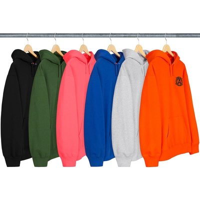 【紐約范特西】預購 SUPREME FW20 Anti Hooded Sweatshirt 帽TEE