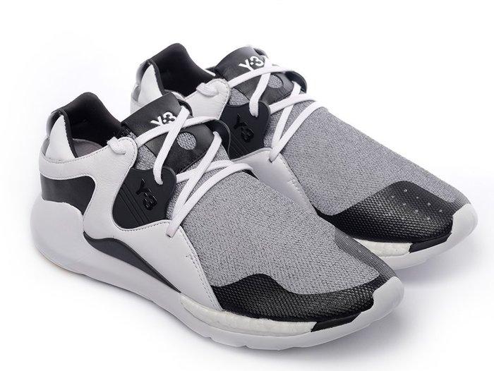 【超搶手】全新正品 Y-3 QR RUN AQ5496 山本耀司 武士 忍者 慢跑鞋6.5 7.5 9 9.5