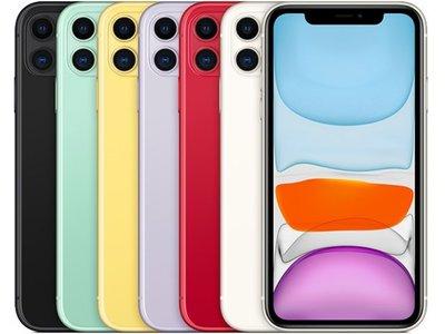 【天語手機館】Apple iPhone 11 64G 台哥大 月繳588 門號價$18900**玻璃貼特價$150