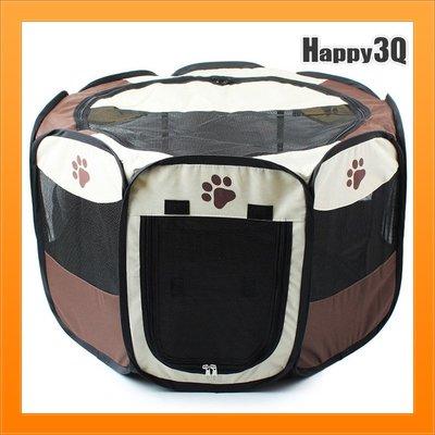 寵物產房寵物窩貓生產房小型犬狗大型狗生產房狗窩貓窩-紅/黃/綠/棕【AAA4366】