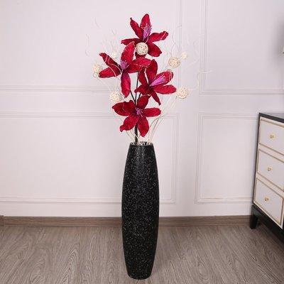〖洋碼頭〗玻璃花瓶客廳落地擺件電視櫃陶瓷家居飾品工藝創意婚慶禮品 ysh102