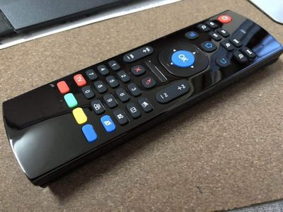 MX3空中飛鼠遙控器 體感遙控器 USB+2.4G【注音版】 (鍵盤&滑鼠&遙控器) 迷你觸控無線三合一飛鼠鍵盤遙控器
